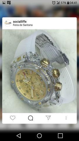 Vendo relógio hublot top
