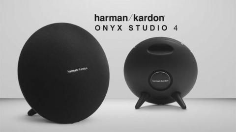 Harman Kardon Onyx Studio 4 60w Caixa Som Portátil Sem Fio