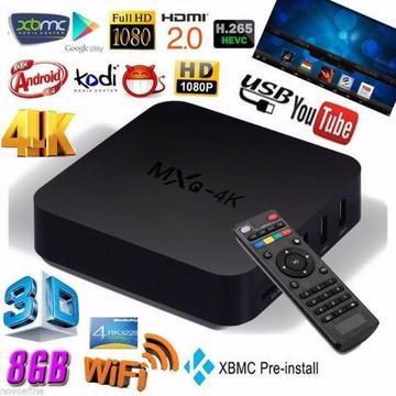 Smart Mxq 4K O Melhor Aparelho Para Transformar Tv Normal Em Smart Tv Box Android