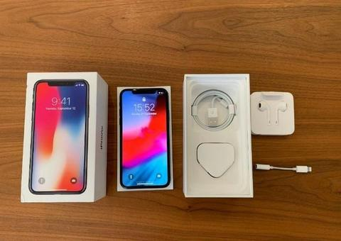 Seminovo: Iphone X 64gb Cinza Espacial