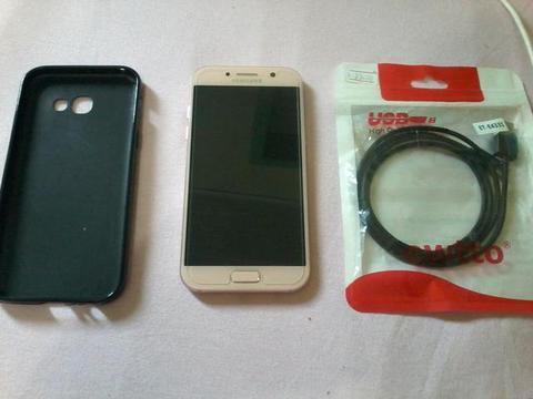 Samsung Galaxy ( A5 2017 Rosé 64GB ) - IMPECÁVEL - UNICA DONA