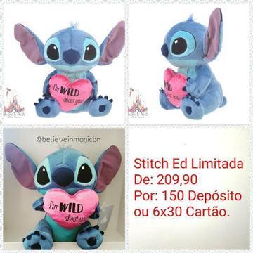Pelúcia Disney Stitch