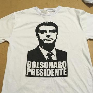 Venda de Camisetas do bolsonaro