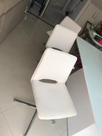 Cadeiras Norway da Tok & Stok novíssimas