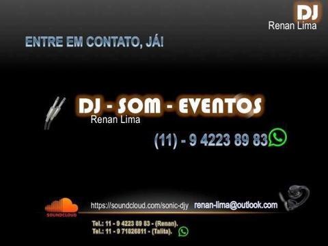 DJ, Som e Iluminação