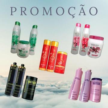 Produtos em Promoção: Escolha logo seu kit