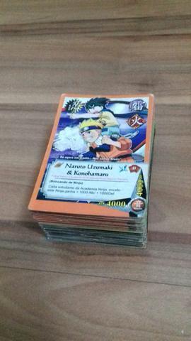 Cartas de Naruto