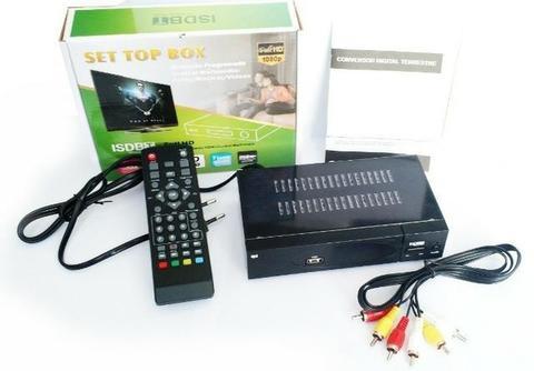 Conversor Digital Set Top Box(Entregamos em domicilio)
