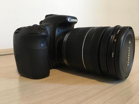 Câmera Profissional Canon 60d