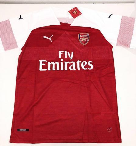 Camisa Arsenal Puma 2018/2019 Camiseta Promoção