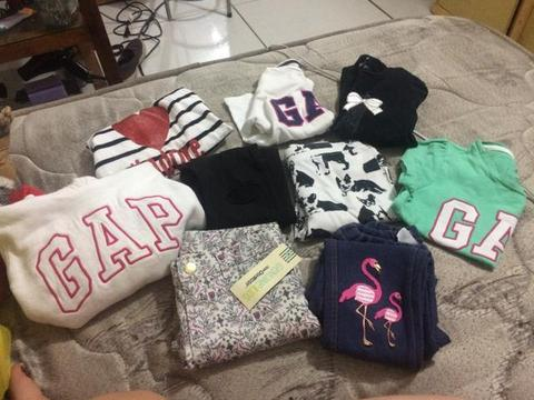 Lote de roupas importadas n5