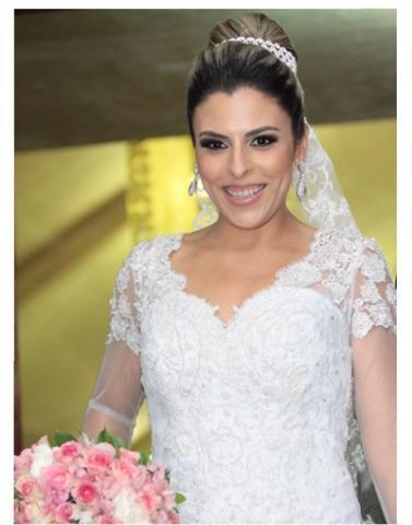 Vestido noiva sereia