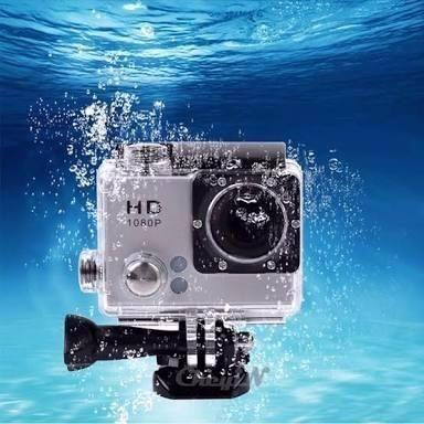 Camera Filmadora Digital Esporte Full Hd Wifi Go Pro E22