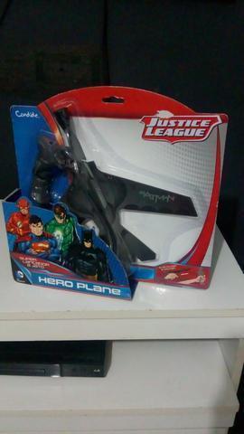 Avião lançador Batman 15 reais