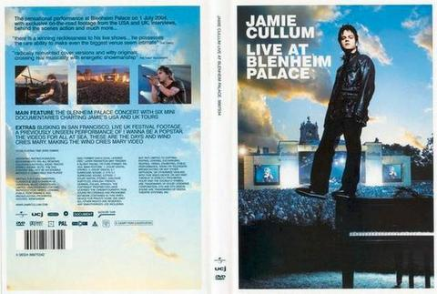 (L9) 4 Dvds Jamie Cullum,Joe Coker(Across From Midnight Tour),Knebwort e Phil Collins