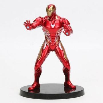 Homem de Ferro Bonecos colecionáveis dos Vingadores da Franquia Marvel