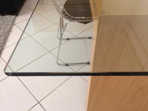 Tampão de Vidro temperado para mesa