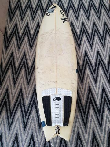 Prancha de surf da Hurley modelo fish 5?9