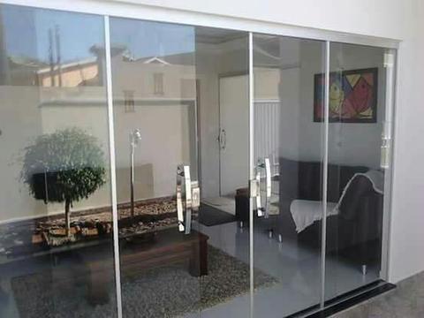 Porta e Janela de vidro Promoção