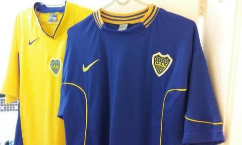 Camisas Boca Juniors (Argentina)
