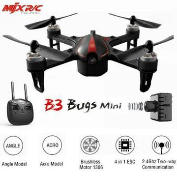 Drone racing brusheless mjx bugs 3 mini novo lacrado PROMOÇÃO