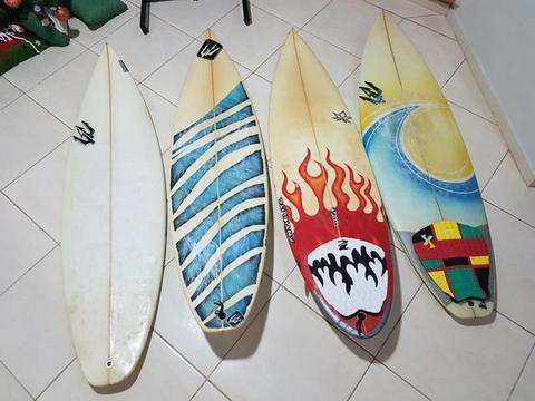 Pranchas de surf para o verão
