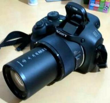 Câmera Digital Dsc-H350 Sony - Seminova