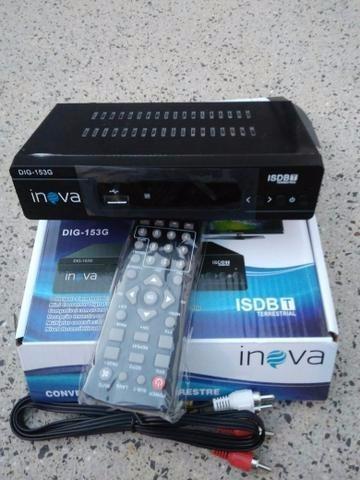 Conversor Digital Gravador Tv Digital Full Hd