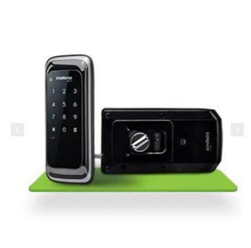 Eletrônica Digital Com Senha Fr101 / Instalação Incluso
