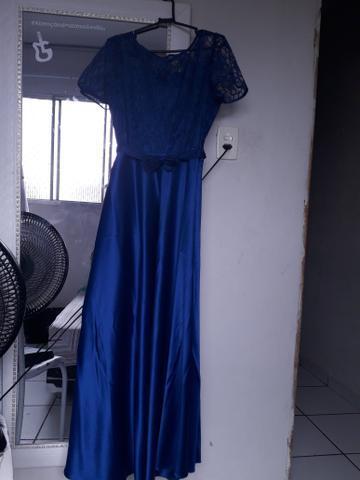 Vestido de festa tamanho GG