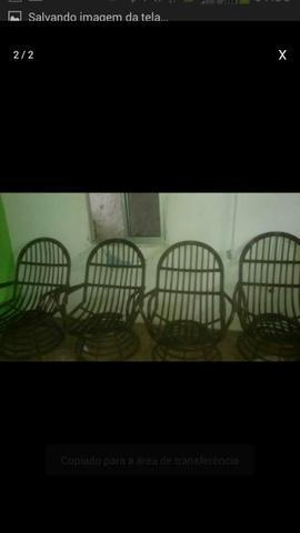 Cadeiras área e/ou jardim