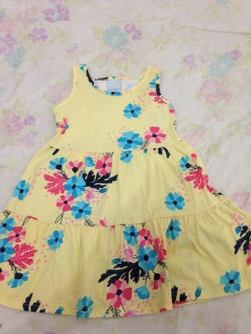 Lindo vestido para 3 anos !!!