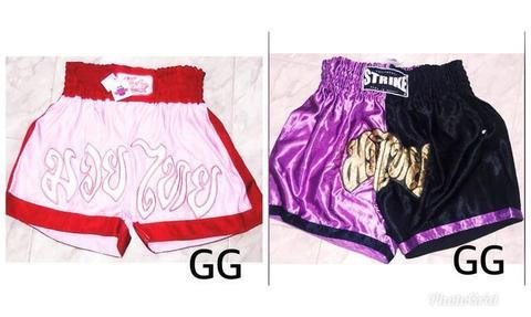 Shorts Muay Thay G,GG, EG e EGG