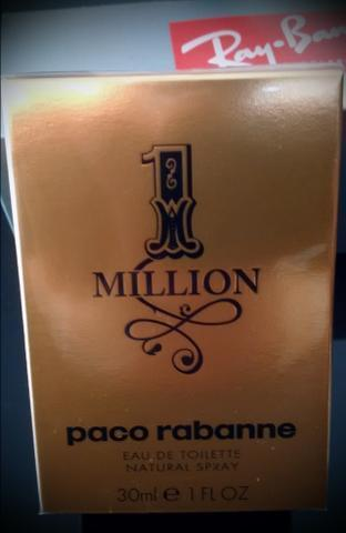 Perfume One Milion - Paco Rabanne 30 ML