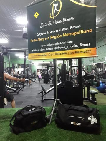 Loja virtual de produtos Fitness