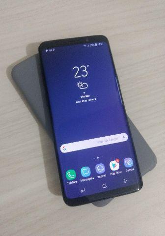 Troco Samsung S9 128GB Impecável