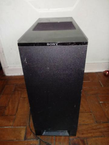 Subwoofer Caixa Satelite Sony - SA WSIS 10