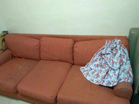 Sofa e duas poltronas 400