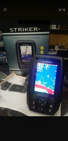 SONDA GPS GARMIN STRIKER 4 só sobre encomenda 10 dia ontem para entrega