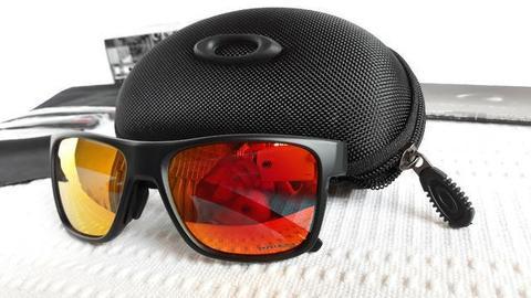 db3eeec5e Óculos Oakley Crossrange XL Preto Rubi Prizm - Importado e Novo