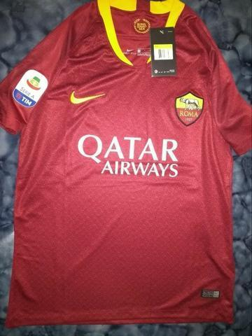 Camisa Roma 18/19 - Home - P