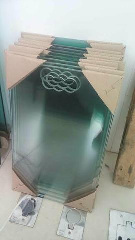 Tábuas de vidro