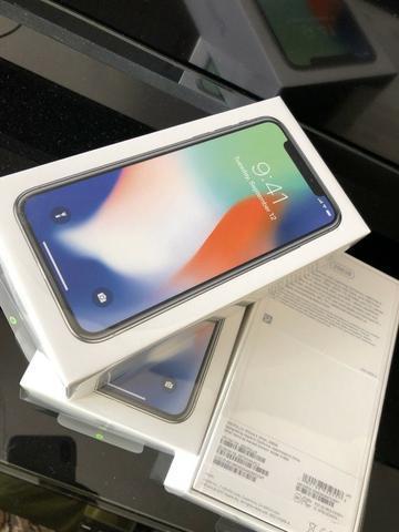 IPhone X 256Gb Lacrado Original Fazemos Envios E Parcelamos Boleto E Cartão Adquira O Seu