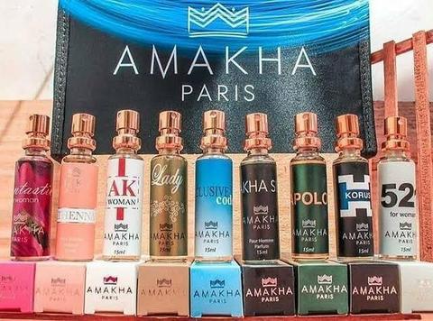 Perfumes de bolso importados AMAKHA PARIS