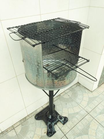 Churrasqueira Artesanal (ACEITO CARTÃO)
