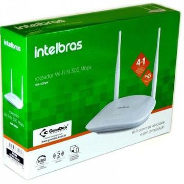 Roteador Wireless 300 Intelbras