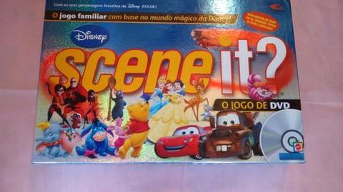 Jogo personagens Disney Scene it?