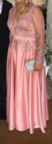 2 vestidos de festa longo