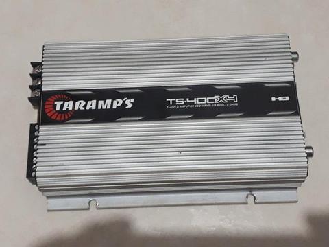 Taramps + cabos