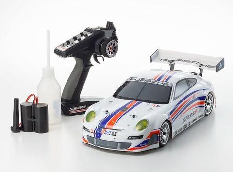Automodelo Kyosho Fazer Porsche 911 GT3 GP 1/10 Nitro